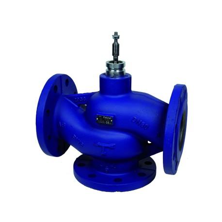 Zawór regulacyjny grzybkowy, 3-drogowy V321/80/100 DN80, Kvs-100