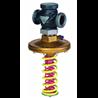 Regulator różnicy ciśnień VHG 519 L25-10 - DN 25 - kvs 10 - nastawa 30-210