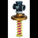 Regulator różnicy ciśnień VHG 519 L32 DN32 kvs158 40-220 kPa
