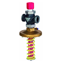 Regulator różnicy ciśnień VSG519 L40-21  DN40  kvs 21 40-220 kPa
