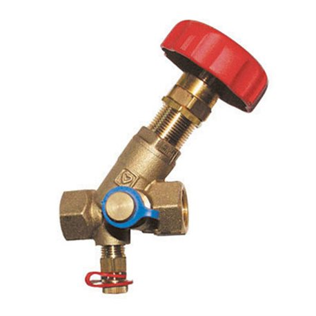 Zawór regulacyjny Stromax 4117M Dn 25