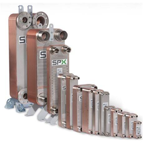 Wymiennik ciepła SPX TTU 20 H-80-BB