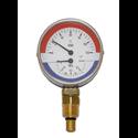 Termomanometr WP 80 R 120/0,4 MPa dolny