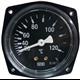 Termometr gazowy tablicowy TP-TO DN60 dł.kapilary 4m woda