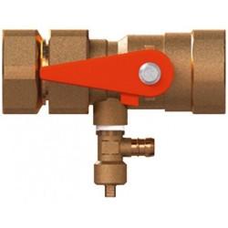 Złącze odcinające Reflex SU R DN25