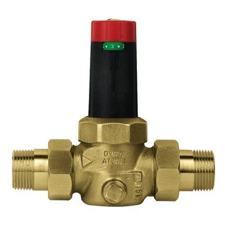 Reduktor ciśnienia 6243.1 DN15 90 st.C 1,5-5bar