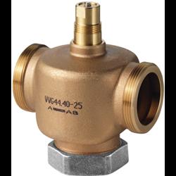 Zawór przelotowy VVG44.20-6.3
